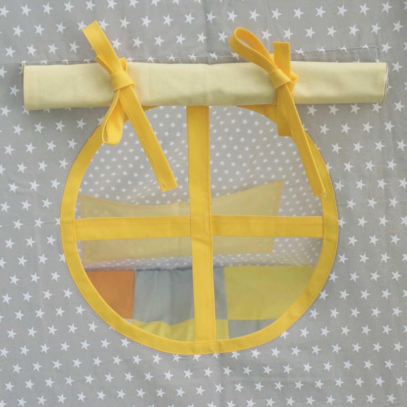 FEreastra rotunda cu prelata