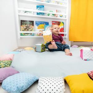 Prietenii copilului tău: păturica, plușul, pernuța