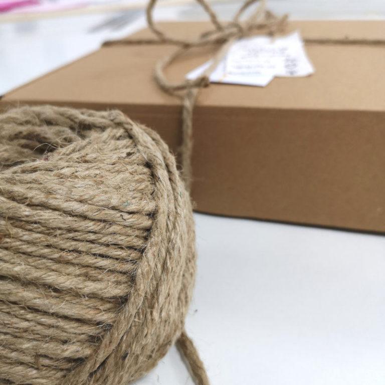 cutie pentru paturica