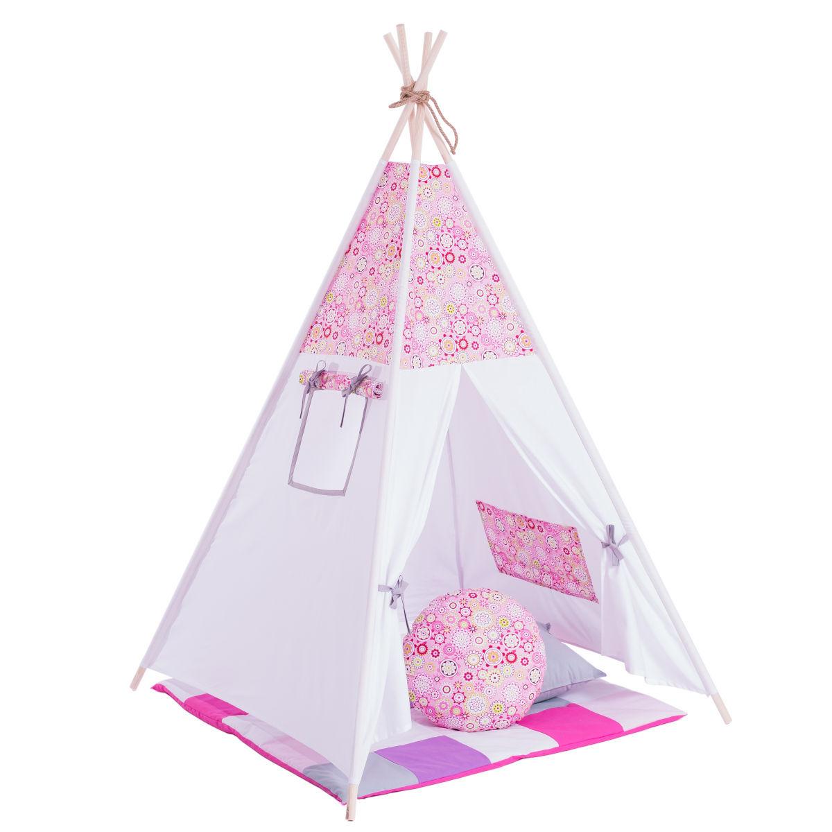 DARE TO DREAM Cort Pajiste inflorita - cort copii handmade