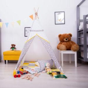 Set Cort de joaca copii Ursa mare