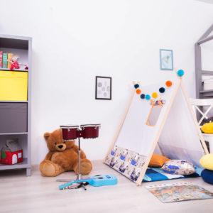 Set Cort de joaca copii In cautarea comorii