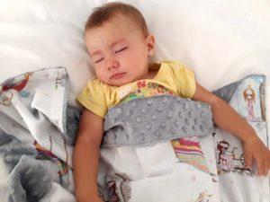 paturica printese bebe