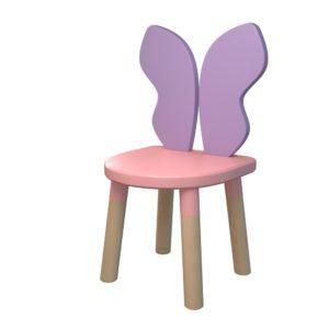 scaunel roz mov