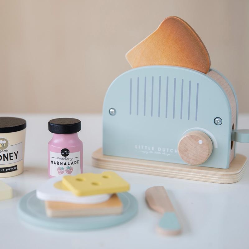 Toaster de paine cu popup si accesorii