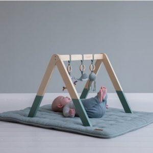Baby gym mint