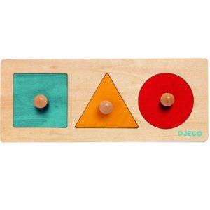 Puzzle Incastru forme
